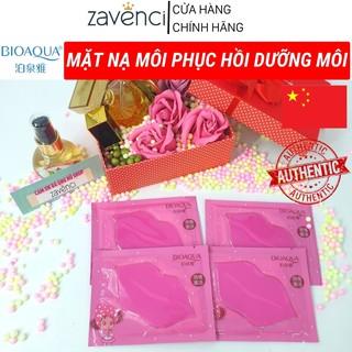 Mặt nạ môi BIOAQUA phục hồi dưỡng môi hồng hào và căng quyến rũ chính hãng nội địa Trung Quốc (lẻ-1 miếng) thumbnail