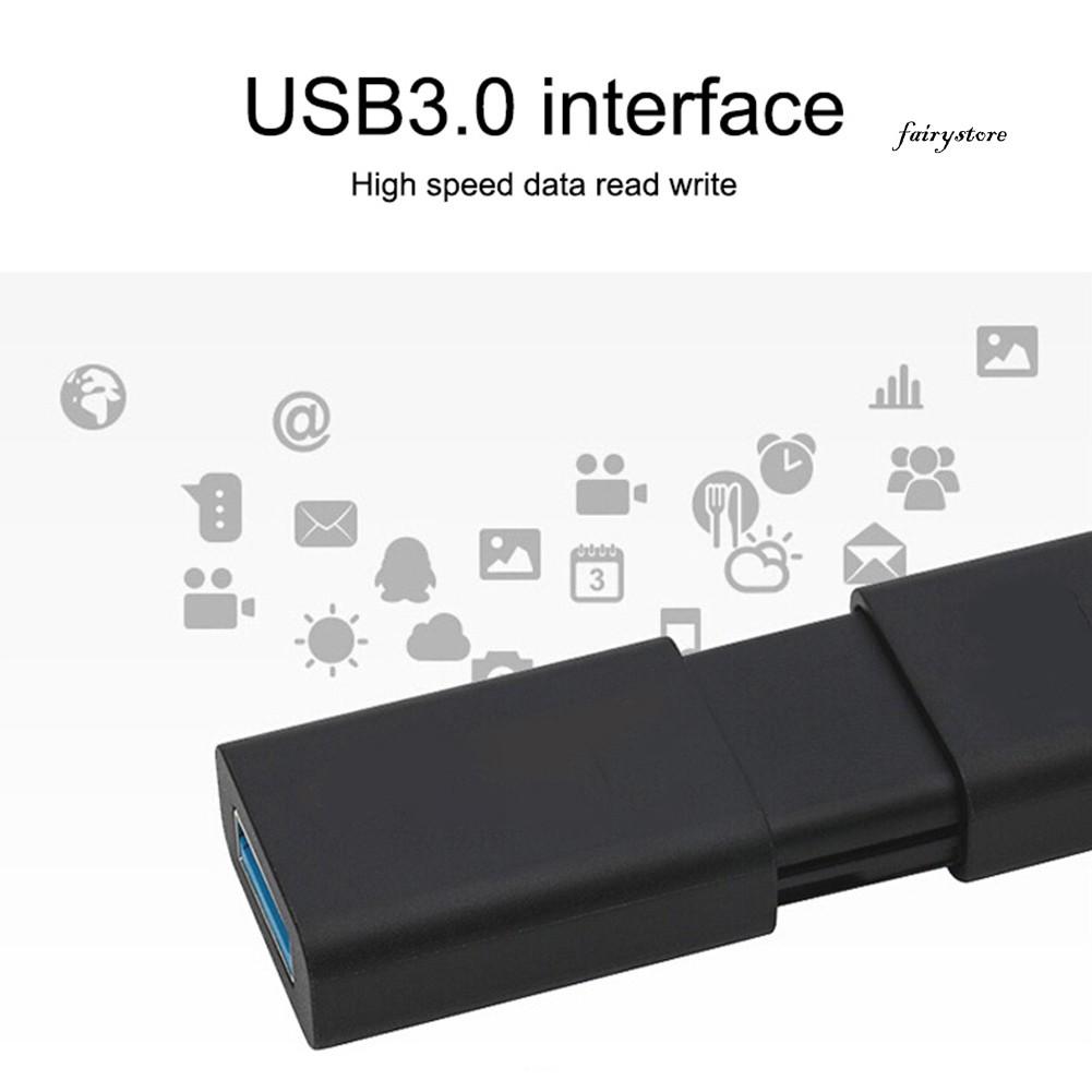Usb 3.0 Tốc Độ Cao Fs + 256 / 512gb Cho Máy Tính