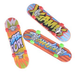 $VN Mini Finger Skateboard Fingerboard TOY Kid finger sport Scooter Skate toy
