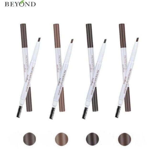 Chì Kẻ Chân Mày Beyond Stay Long Auto Eye Brow Pencil