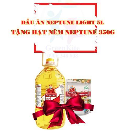 Dầu Ăn Neptune Ligh 5L