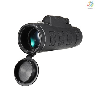 G.H 40*60 Portable Mobile Camera Telescope Outdoor Photograph Animal Watching Monocular Telescope