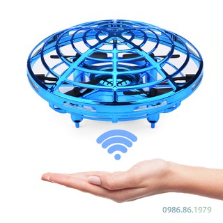 Máy bay UFO Cảm Ứng