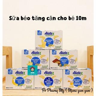 [Mẫu mới]Date 8,9,10 21 - Sữa nước béo Alete Đức full vị cho bé 10 tháng thumbnail