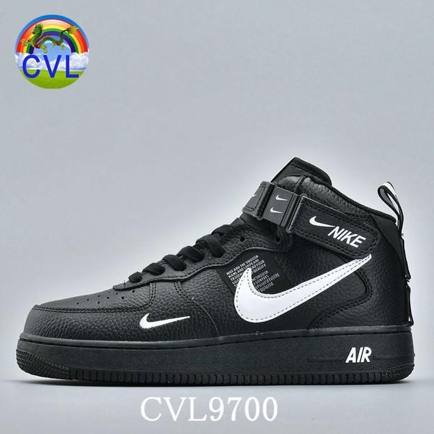 Nike Sneaker Air Force 1 AF1 Không Quân S? 1 Giày C? Th?p