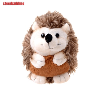 (QSE-COD)Soft Hedgehog Animal Doll Stuffed Plush Toy Child Kids Home Wedding Party
