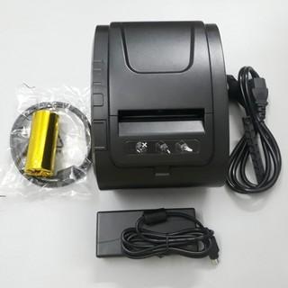 Máy In Hóa Đơn Xprinter XP - 307 tốc độ in 260mm/s in từ điện thoại (LAN) và máy tính (USB)
