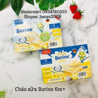 Cháo sữa Burine đủ vị cho bé ăn dặm thumbnail