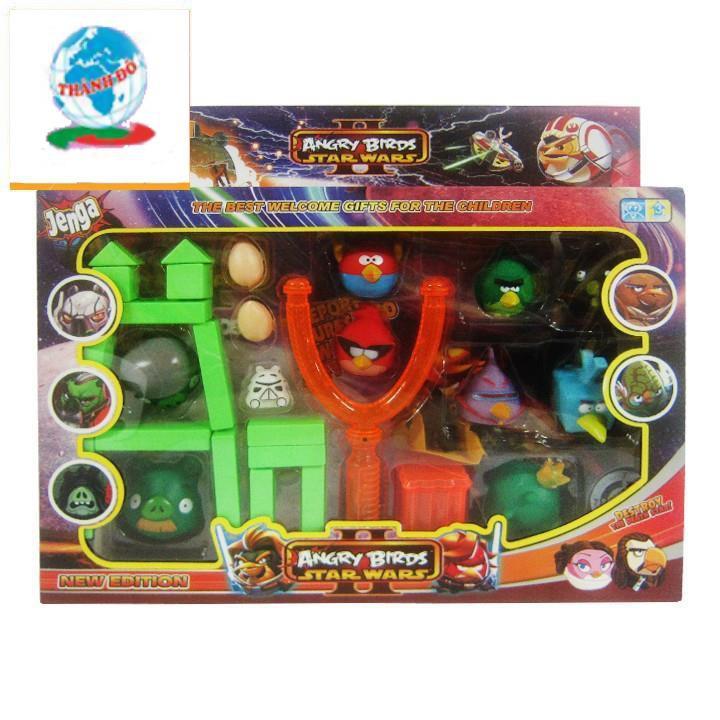 Đồ chơi Những chú chim nổi giận Angry Birds – W056687