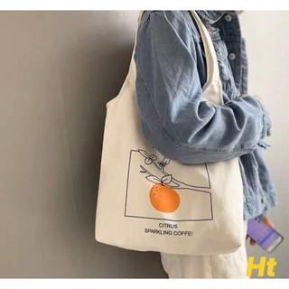 Túi quả cam quai tròn HT12 thumbnail