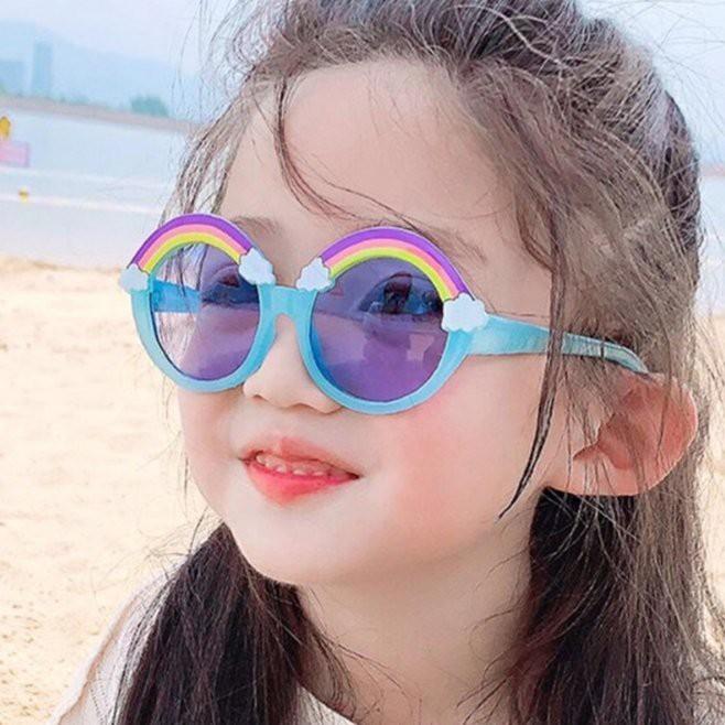 Kính mắt Cầu Vồng Hàn Quốc cho bé trai, bé gái