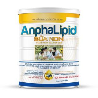 AnphaLippid Sữa non 400g-900g [Chính Hãng] – Bổ sung dinh dưỡng