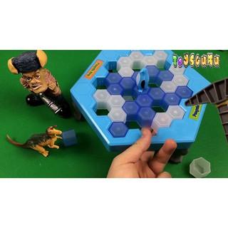 HÀNG MỚI NHẬP Bộ trò chơi phá băng, bẫy chim cánh cụt MỚI VỀ