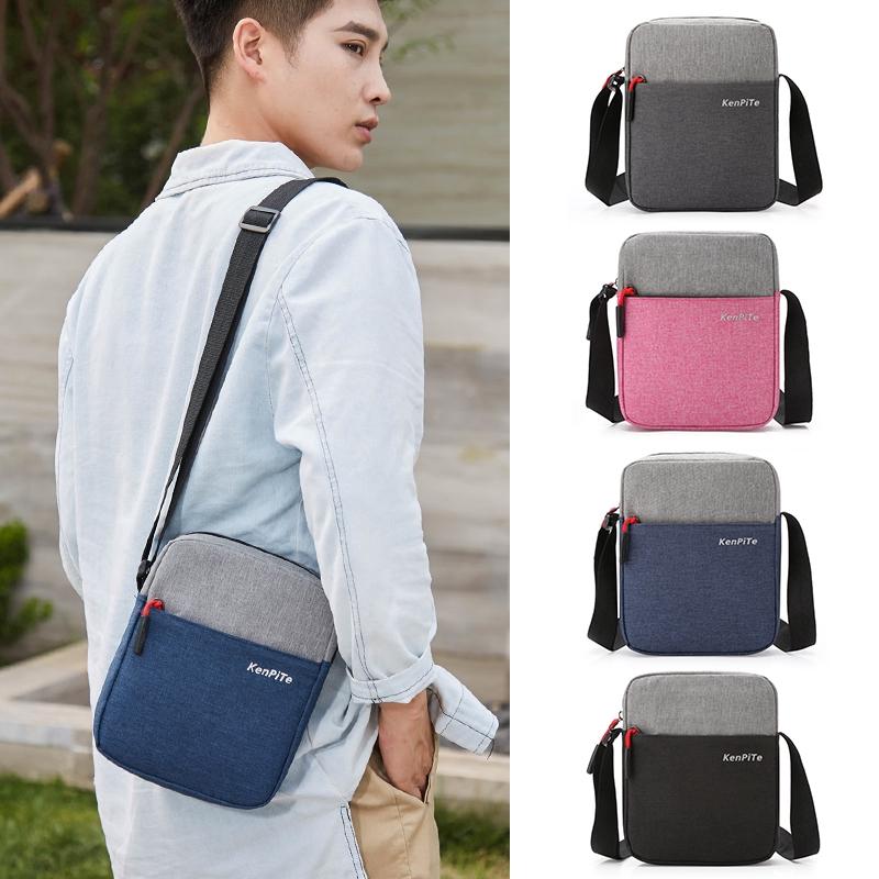 FS-7221-1 Sling Bag Cross Bag Chest Bag Wallet Men Free Shipping Ready Stock