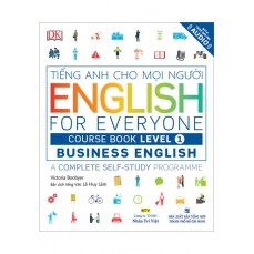 Sách - Tiếng anh cho mọi người ,ENGLISH FOR EVERYONE, BUSINESS ENGLISH: COURSE BOOK LEVEL 1 (KÈM CD) - 13786581 , 1486821628 , 322_1486821628 , 268000 , Sach-Tieng-anh-cho-moi-nguoi-ENGLISH-FOR-EVERYONE-BUSINESS-ENGLISH-COURSE-BOOK-LEVEL-1-KEM-CD-322_1486821628 , shopee.vn , Sách - Tiếng anh cho mọi người ,ENGLISH FOR EVERYONE, BUSINESS ENGLISH: COURS