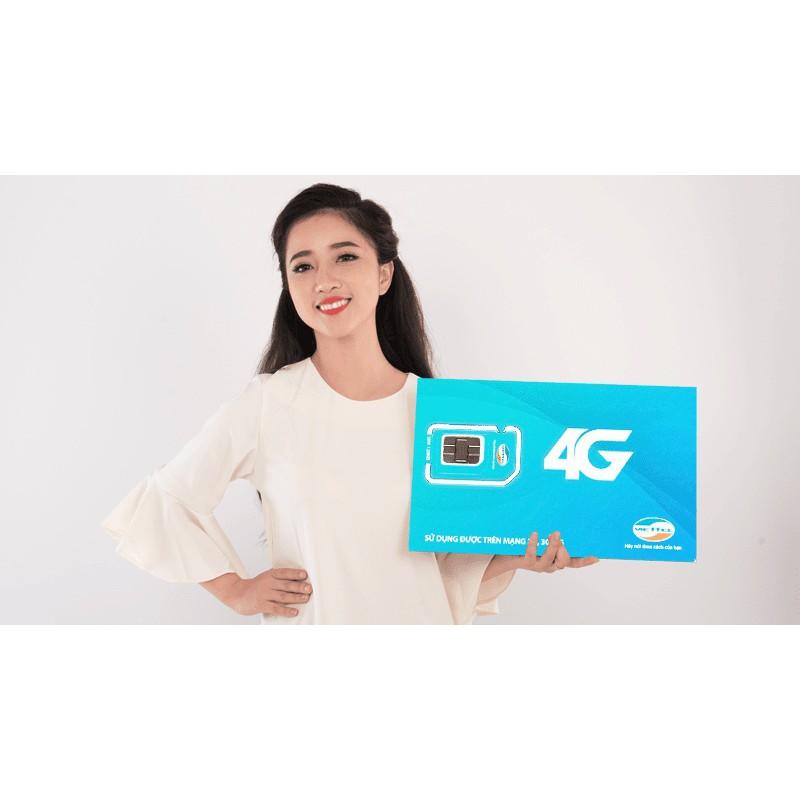 Sim 4G viettel miễn phí data không giới hạn dung lượng trọn gói 1 năm