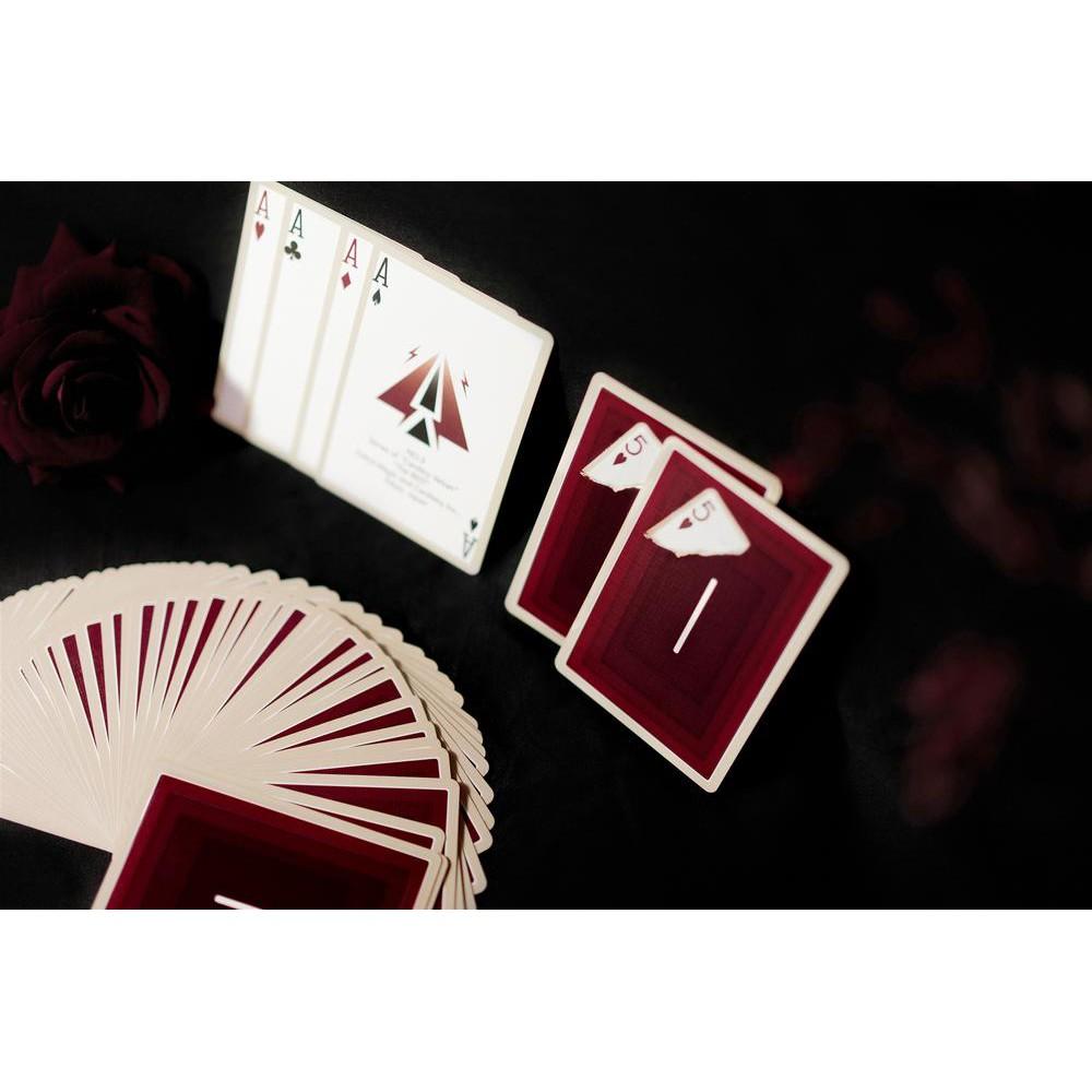 Bộ bài ảo thuật USA CAO CẤP CHÍNH HÃNG: YUCI PLAYING CARDS BY TCC (Có tặng kèm lá Gaff bên trong bộ bài ) – Mystery