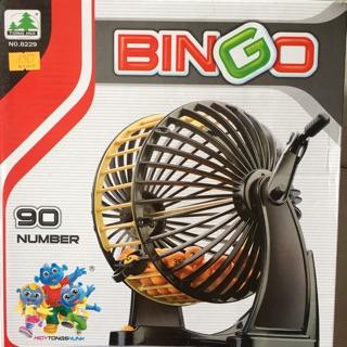 Lô tô quay – bingo