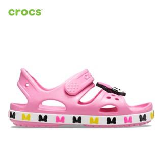 [Mã SUPE200K giảm 200K đơn từ 1tr2] Giày Sandals Trẻ em Crocs - Funlab CB Minnie 206170-669 thumbnail