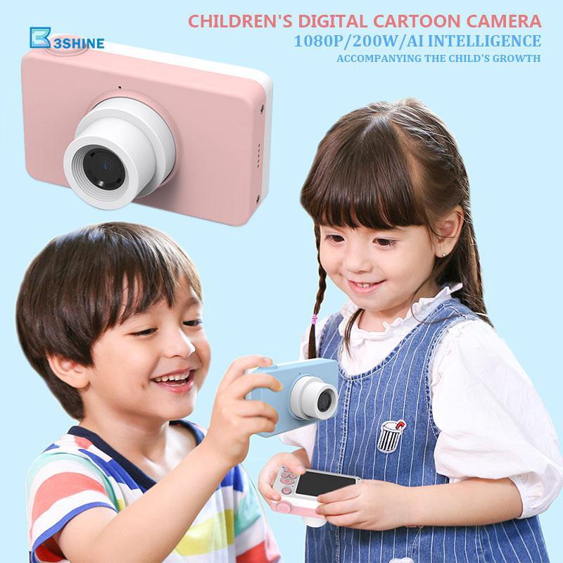 3se Digital Kids Camera Mini Kid Camera 1080P Cam Kids Funny HD