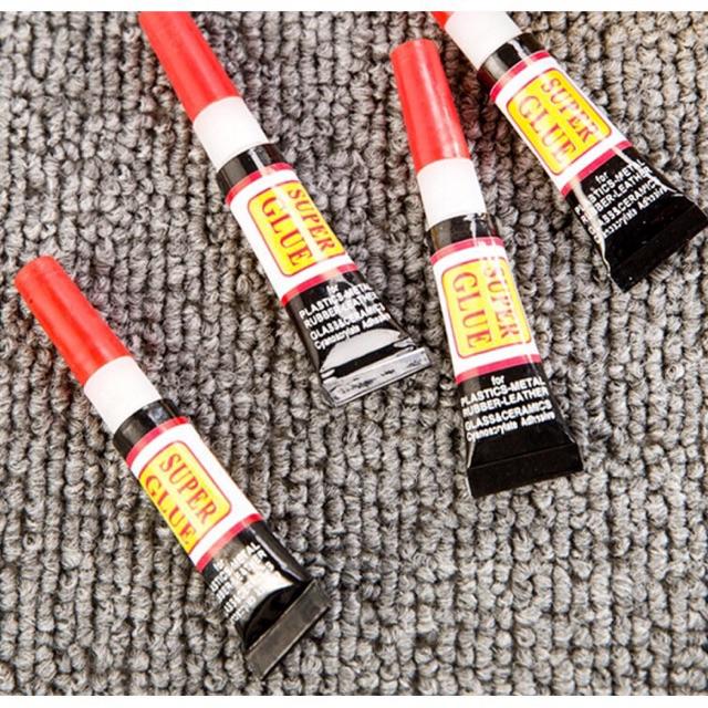 Combo 2 chai Keo siêu dính đa năng super glue 2g