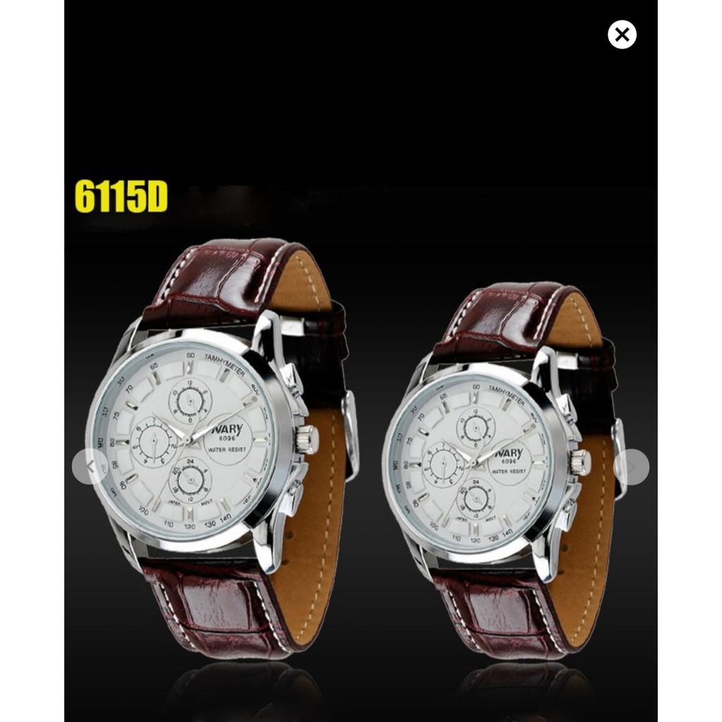Đồng hồ nam Nary 6096D lịch lãm - đồng hồ nam cao cấp