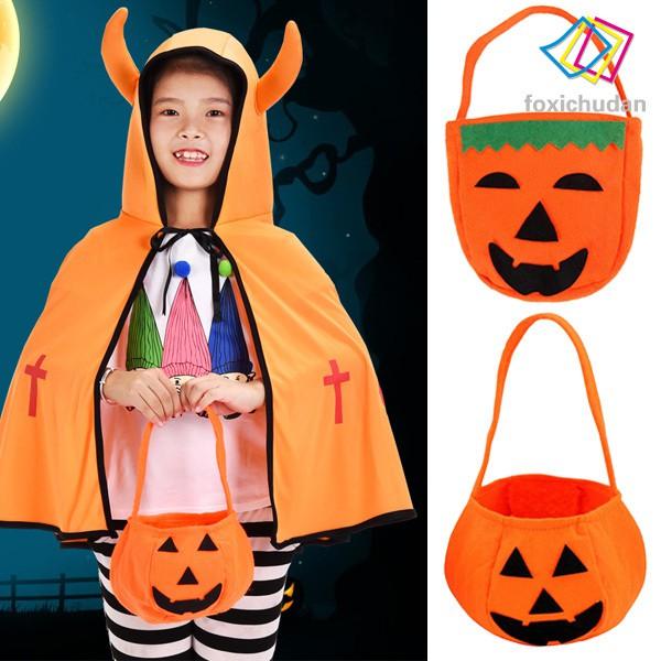 Túi đựng kẹo Halloween hình quả bí ngô - 14768071 , 2339180627 , 322_2339180627 , 329400 , Tui-dung-keo-Halloween-hinh-qua-bi-ngo-322_2339180627 , shopee.vn , Túi đựng kẹo Halloween hình quả bí ngô