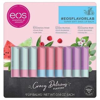 Son Dưỡng Môi EOS 100% Natural Organic Shea Lip Balm