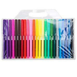 Hình ảnh Bút màu nước học sinh Deli, 1.0mm, 12 màu - 18 màu - 24 màu/hộp E37171-5