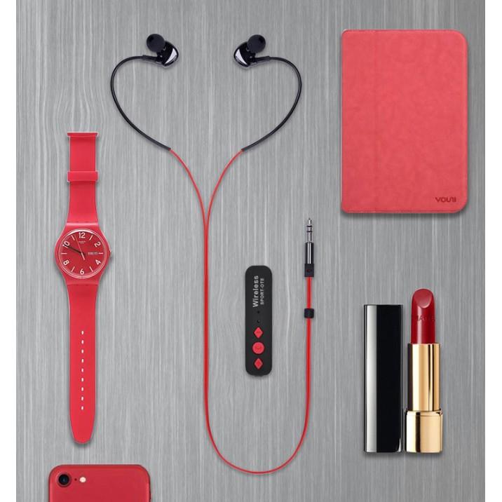 Tai nghe Bluetooth không dây điều khiển có thể tháo rời cho iPhone Samsung Oppo … mã OTE-20