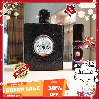 [Mẫu thử 10ml] Nước hoa Black Opium Yves Saint Laurent for women EDP thumbnail