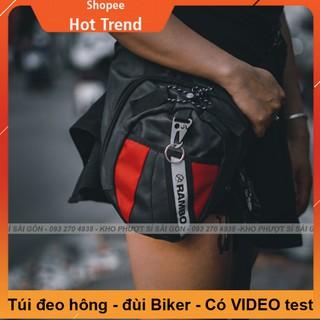 Phiên bản túi đeo đùi chân Biker RAMBO form may như Dainese - Túi đeo chéo đùi phiên bản mới moto thumbnail