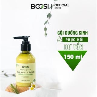Gel dưỡng Bcosi tạo kiểu và giữ nếp tóc Bcosi Recovery Damage Curling Styling Gel thumbnail