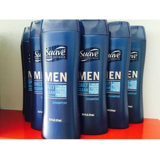 Dầu gội Suave Men Ocean Charge USA - 373ml