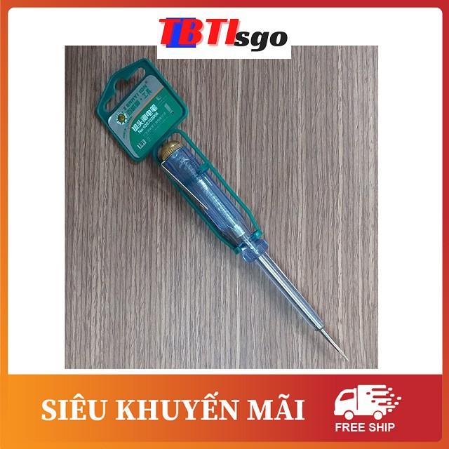 Bút thử điện đa năng Berylion 030703068 Tua vít thử điện thông minh 100~500V