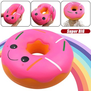 Đồ chơi bánh donut mềm mại giảm căng thẳng mã sp CO3689