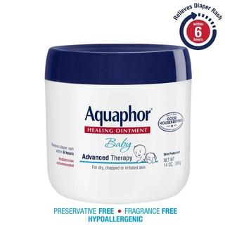 Kem chống hâm cho trẻ Aquaphor Baby Advanced Therapy Healing Ointment Skin Protectant 396g (Mỹ) thumbnail