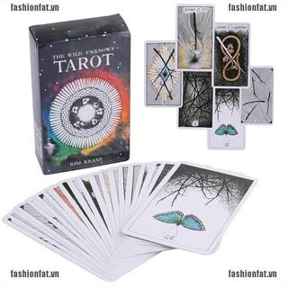 Bộ 78 lá bài tarot chuyên dụng chất lượng
