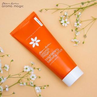 Mặt nạ làm da sáng đẹp Aroma Magic Brightening Beauty Pack - 100gm thumbnail