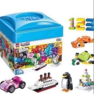 Bộ đồ chơi lego 450 chi tiết