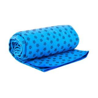 Khăn Trải Thảm Yoga 686KTT01 Chất Liệu Microfiber Dày Chống Trượt Thấm Mồ Hôi Cao Cấp [Tặng Túi Đựng Khăn]