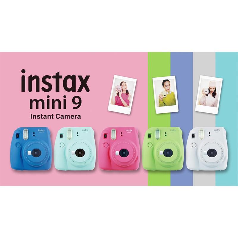 Máy ảnh Fujifilm Instax Mini 9 - Chính hãng