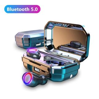 Tai Nghe vitog M12 TWS Kết Nối Bluetooth 5.0 5.0 2000mAh
