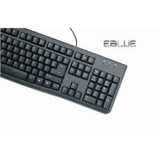 Bàn Phím Free Ship Bàn Phím Gaming EBLUE 045BK - Chính Hãng 100%- Bảo Hành 12 Tháng thumbnail