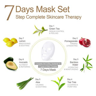 Mặt Nạ Ariul 7Days Mask 20g thumbnail