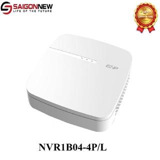 Đầu ghi hình camera IP 4 kênh DAHUA NVR1B04-4P L thumbnail
