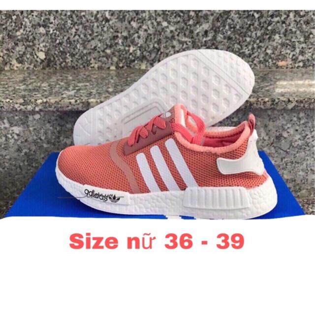 Giày NMD thể thao nữ cao cấp full size 36 - 39 - Mã 234