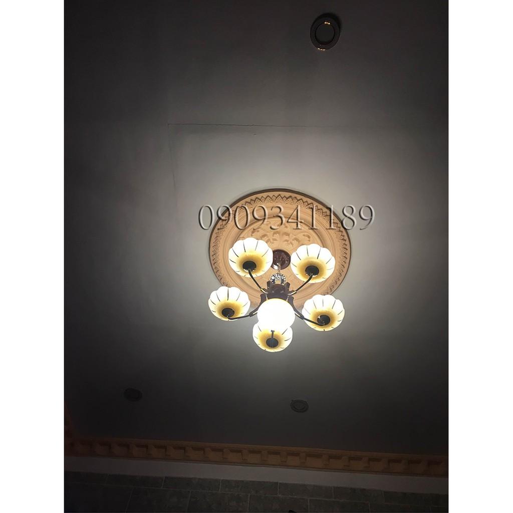 đèn chùm phòng khách