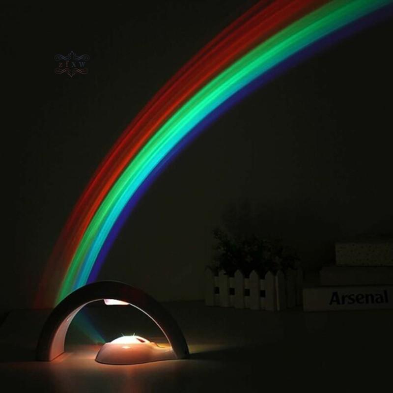VN Đèn Ngủ Cầu Vồng Sáng Tạo Lãng Mạn