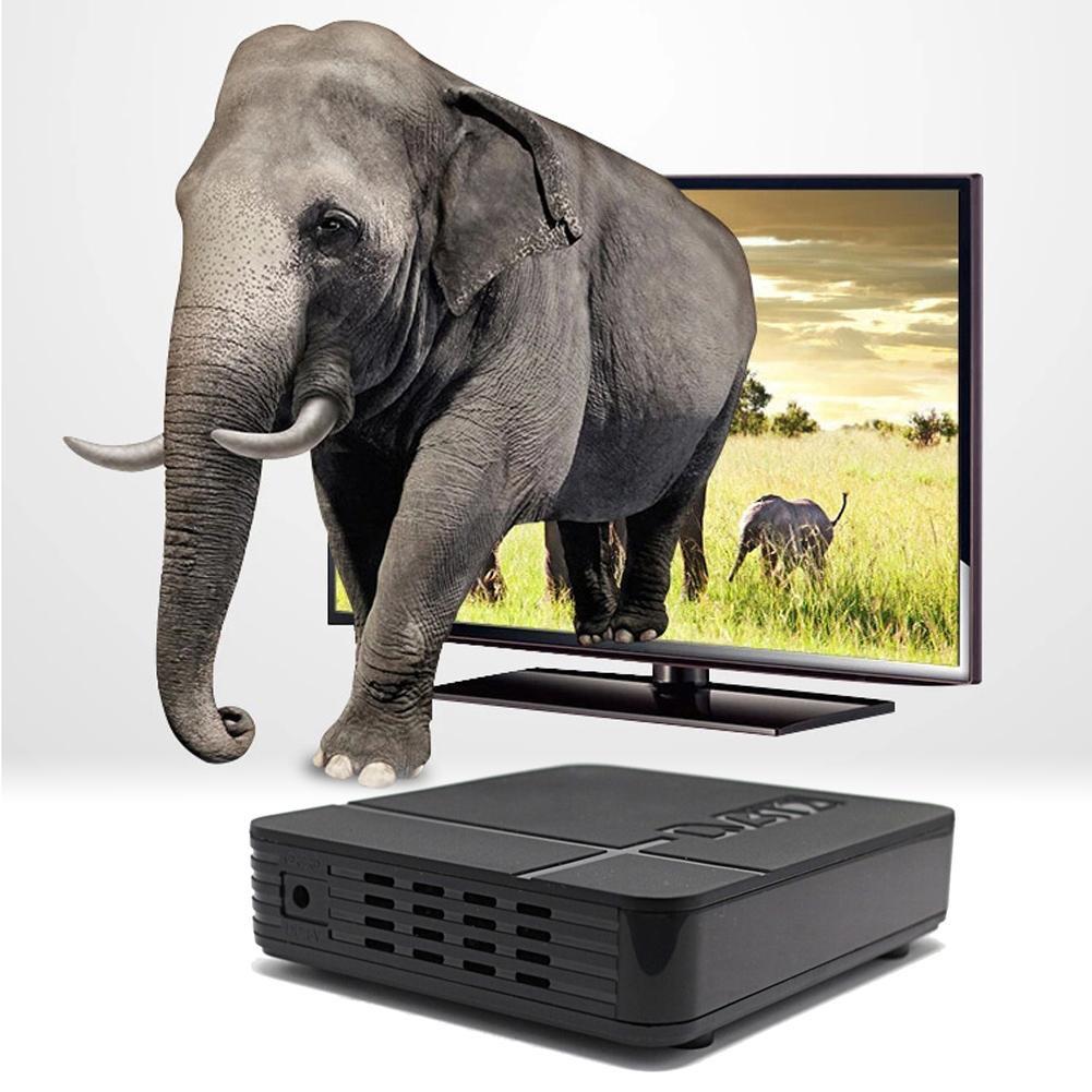Verne Full HD 1080P K2 DVB-T2 Digital Video Terrestrial MPEG4 PVR Receiver STB TV